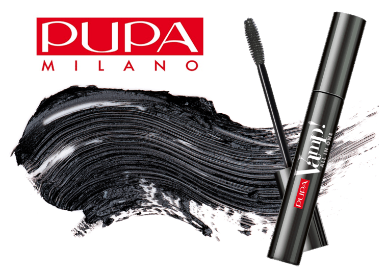 PREVIEW│PUPA VAMP! ALL IN ONE MASCARA