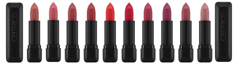 catrice demi matt lipstick - CATRICE ASSORTIMENT UPDATE HERFST/ WINTER 2019