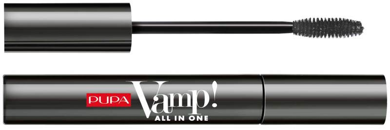 pupa milano all in one mascara 1 - PREVIEW│PUPA VAMP! ALL IN ONE MASCARA