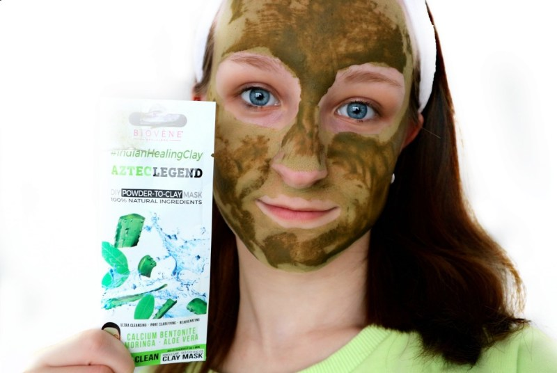 goeddd - BIOVÈNE POWDER-TO-CLAY MASK