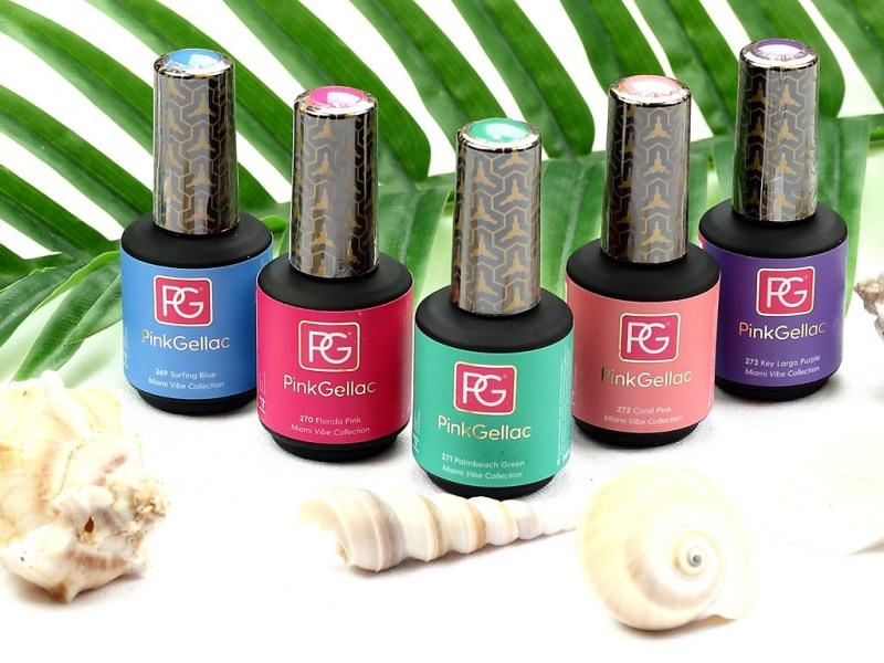 step0001 3 - PINK GELLAC MIAMI VIBE COLLECTIE