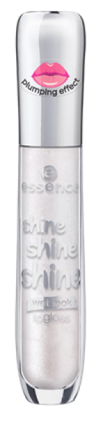 Shine shine shine lipgloss - PREVIEW │ ESSENCE HERFST / WINTER UPDATE 2019