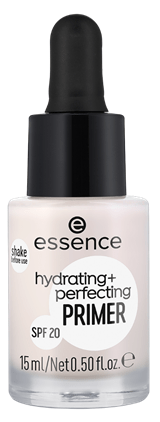 hydrating perfecting primer - PREVIEW │ ESSENCE HERFST / WINTER UPDATE 2019