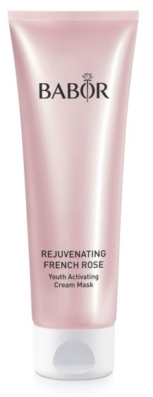 BABOR Rejuvenating French Rose Mask E2450 - PREVIEW │DRIE BABOR MASKERS MET GLAMOUR-UPGRADE
