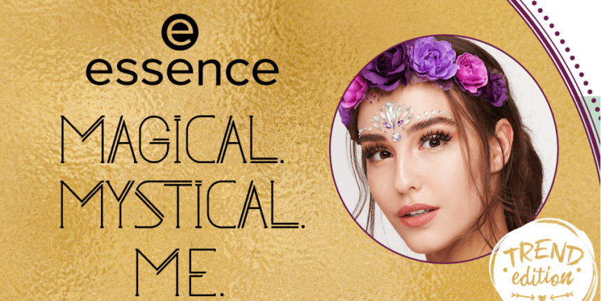"""ESSENCE TREND EDITION """"MAGICAL MYSTICAL ME"""""""