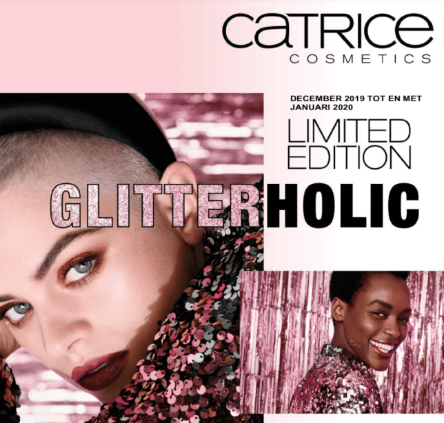 CATRICE LIMITED EDITION GLITTERHOLIC - PREVIEW │CATRICE LIMITED EDITION 'GLITTERHOLIC'