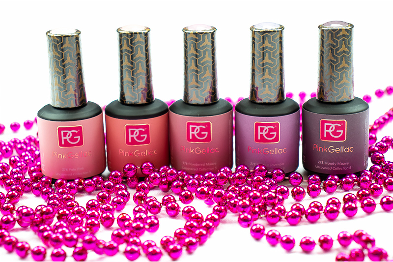 PINK GELLAC UNCOVERED5 COLLECTIE