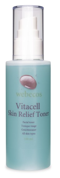 Vitacell Skin Relief Toner kopie - STRALENDE EN MOOIE HUID MET VITACELL RADIANCE