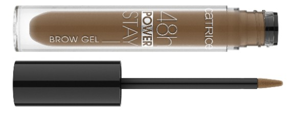 CATRICE 48H POWER STAY BROW GEL - CATRICE LENTE / ZOMER UPDATE 2021