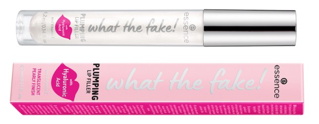 WHAT THE FAKE PLUMPING LIP FILLER - ESSENCE UPDATE LENTE/ZOMER 2021