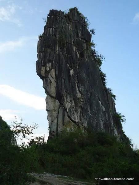 горы Кампонг Трач