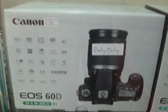 Canon в Камбодже