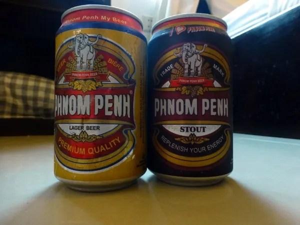 Пиво в Камбодже, Phnom Pehn
