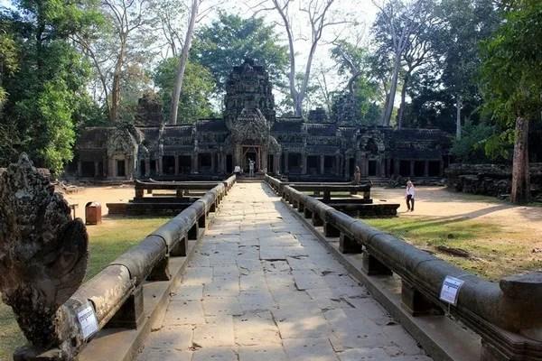 интересные храмы в камбодже