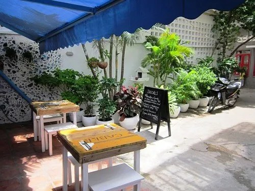 Где поесть в Пномпене
