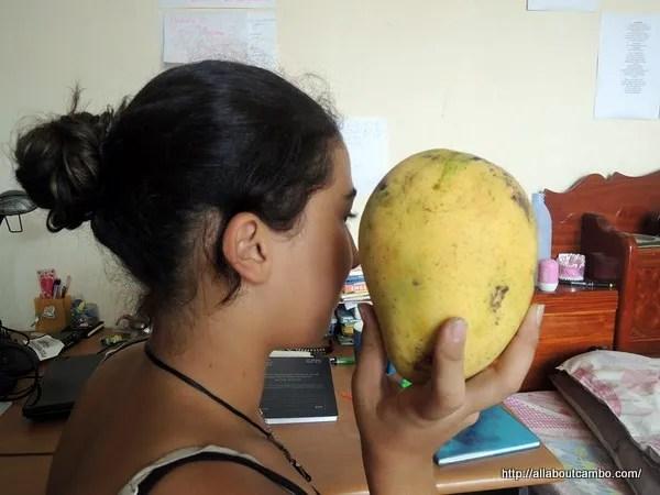 фруктф в камбодже
