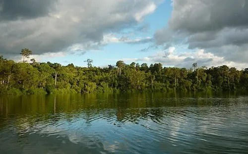 экскурсии на озеро в камбодже