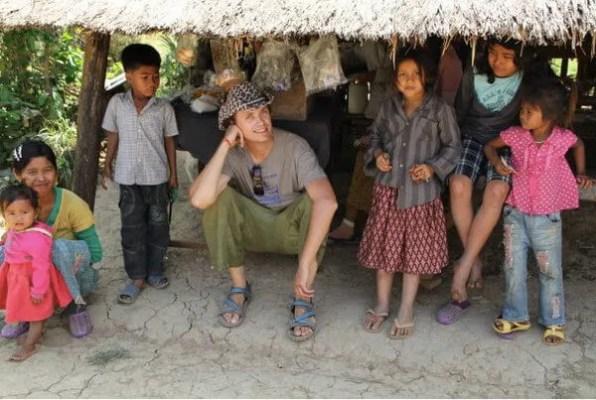жизнь в Камбодже