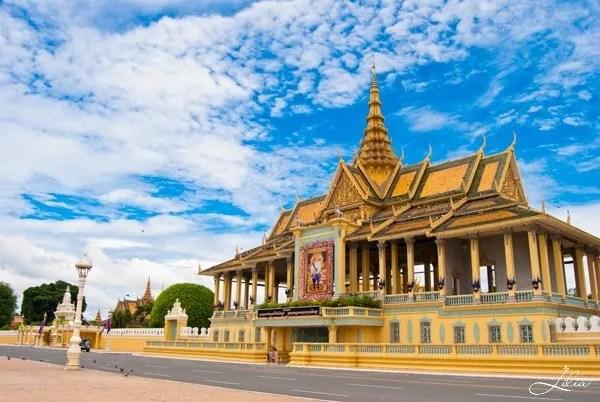камбоджа, в пном пене