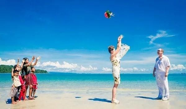 пляжи в камбодже