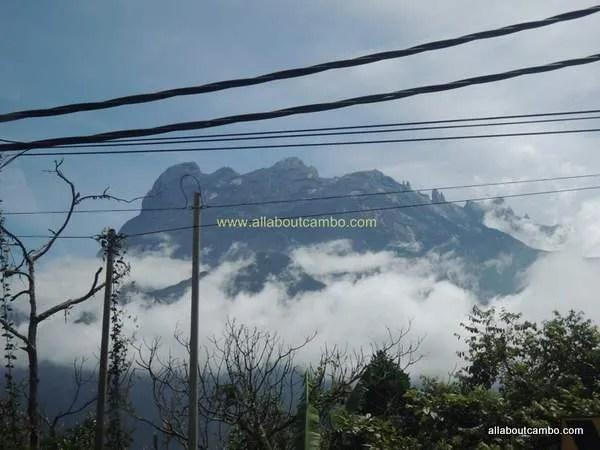 горы в малазии