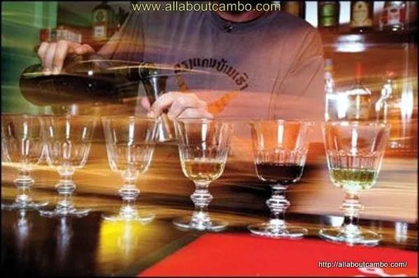 Где выпить в Пномпене