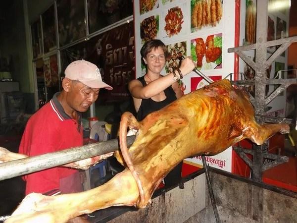 ночная жизнь в камбодже