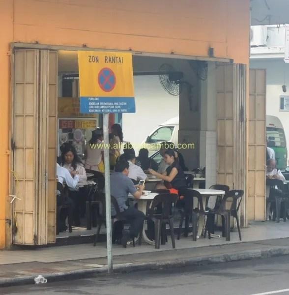 рестораны на борнео