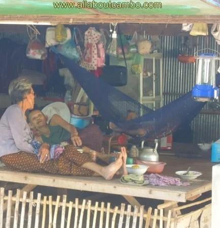 как живут люди в камбодже