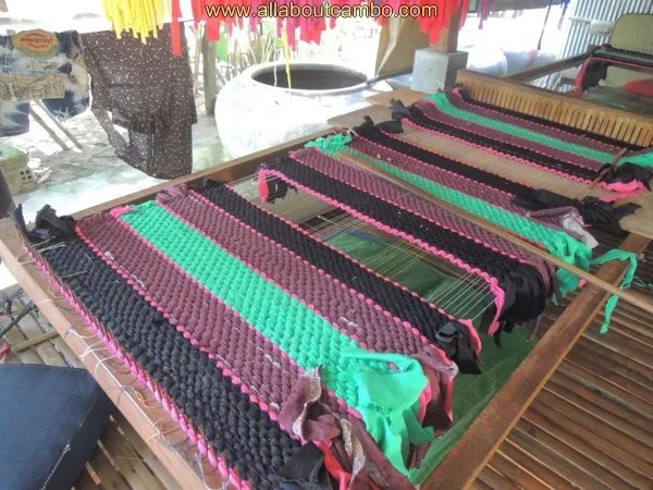 ковры в камбодже