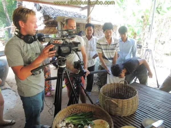 экзотика в камбодже