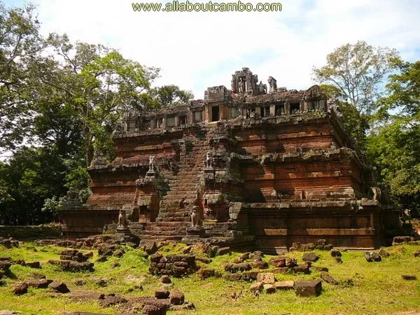 экскурсия в Ангкор Ват