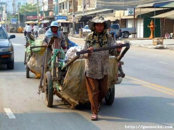 Камбоджа без прикрас