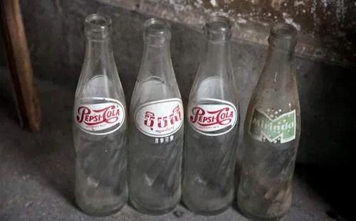 Пепси в Камбодже