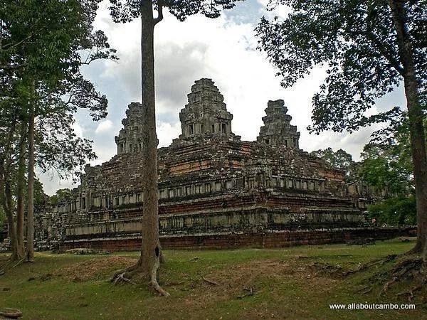 Та Кео, Ангкор