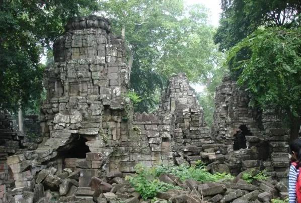 prea khan храм Ангкорского периода