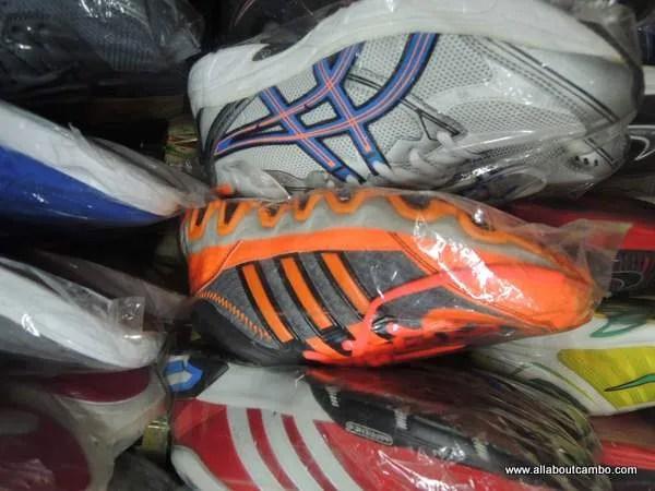 брендованная обувь  в Камбодже