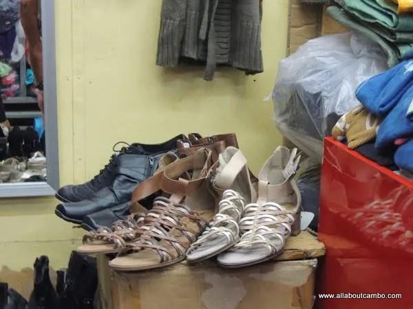 купить обувь в Камбодже оптом