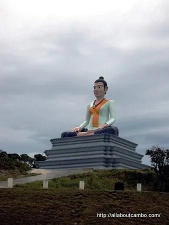 памятник на Бокоре