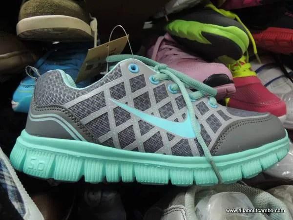 Nike из Камбоджи