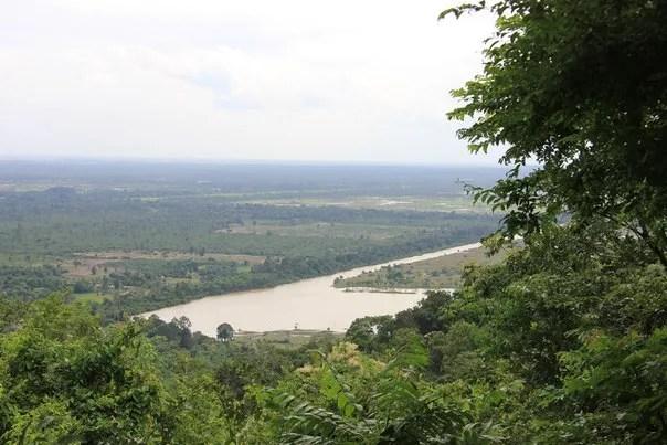 бараи В Камбодже