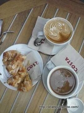 кофе в Пномпене