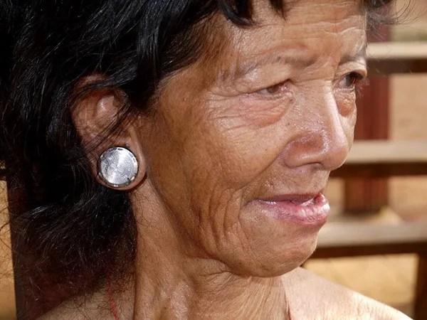 племена лаоса