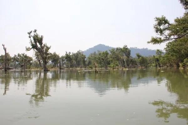 4000 островов в Лаосе