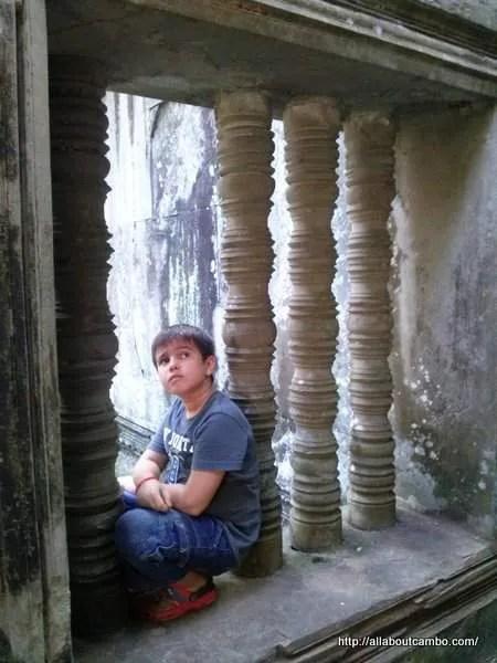 окно Ангкора