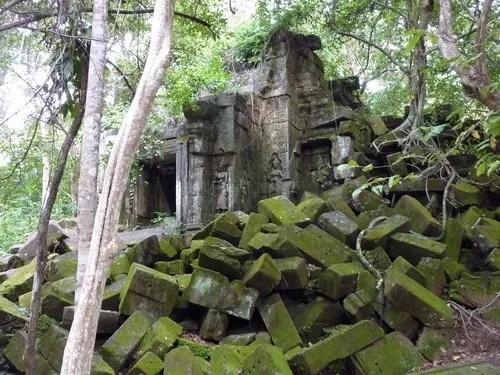 храм бенг мелеа в камбодже