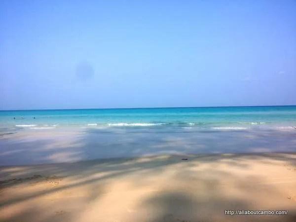уникальный пляж Кох Танг