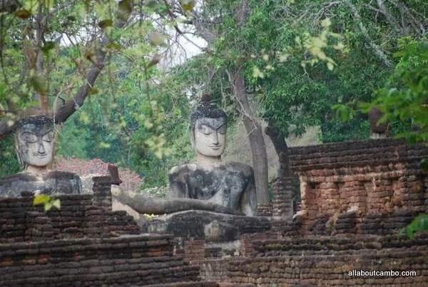 памятники старины таиланд
