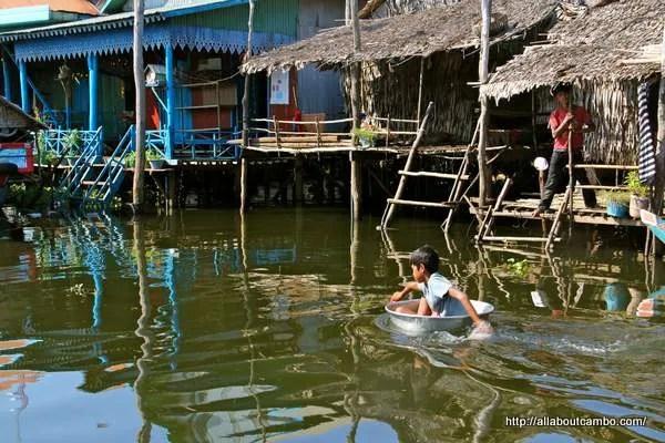 вода в камбодже