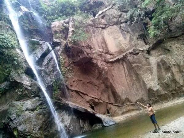 Водопад Морк Фа в Тайланде